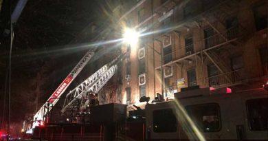Incendio en el Bronx de Nueva York fue provocado por un niño de tres años