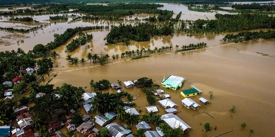 unos 230 falecidos dejó Tembin, otros 120 personas se encuentran desaparecidas y más de 72 mil debieron ser evacuadas en la región del Mindanao,