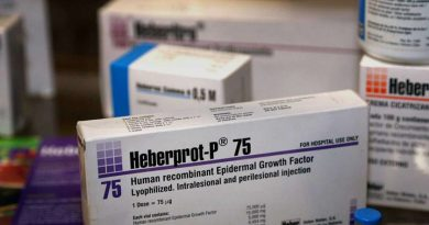 El medicamento cubano Heberprot-P, llegó a Eslovaquia,