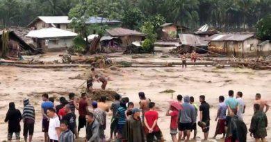 En Filipinas, tormenta tropical dejó 230 fallecidos