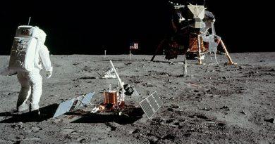 Donald Trump desea instalar una base norteamericana en la Luna para un posible viaje a Marte