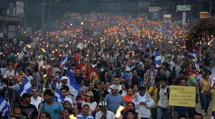 Convocan movilizaciones para mañana domingo en Honduras