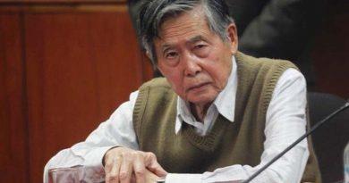 Otorgan indulto humanitario a Alberto Fujimori
