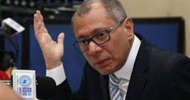 Pena máxima de seis años contra el ex vicepresidente de Ecuador, Jorge Glas