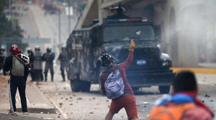 La crisis en Honduras aún continua, pese a dar como vencedor a Juan Orlando Hernández