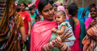 Raptada, violada y asesinada niña de seis años en La India
