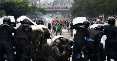 Suspendido el toque de queda en ocho departamentos de Honduras