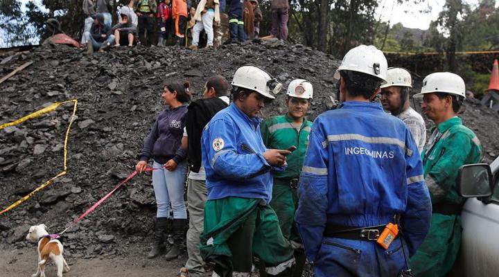 Explosión en  mina de carbón en el departamento de Norte de Santander en Colombia, deja 3 muertos
