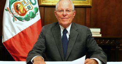 Congreso peruano analiza destitución del Presidente Pedro Pablo Kuczynski