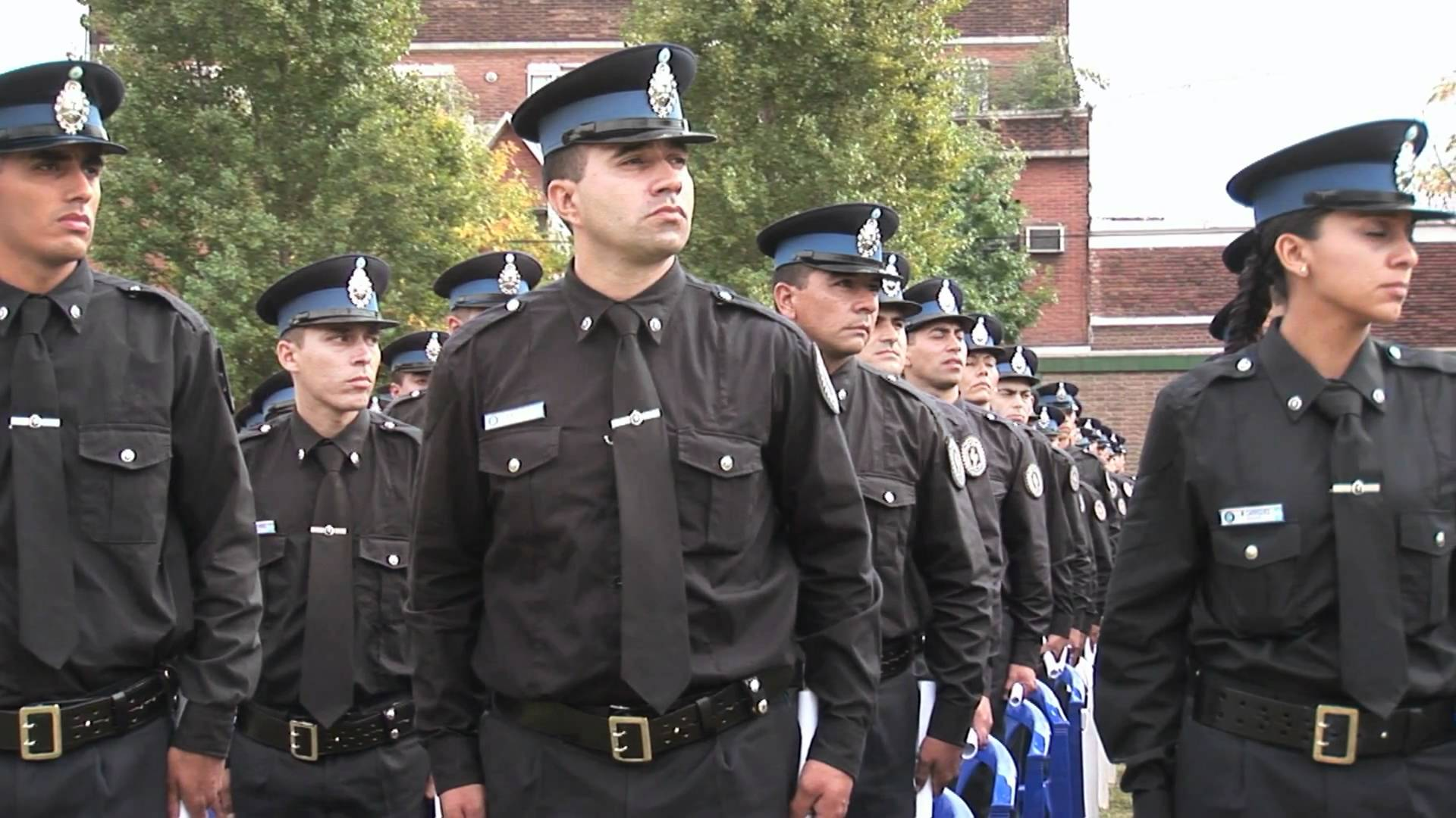La situación de brazos caídos fue propicia para que los gendarmes solicitaran mejoras salariales