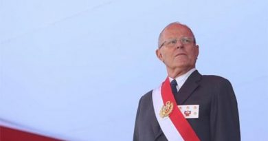 Continúa siendo el presidente de Perú, Pedro Pablo Kuczynski