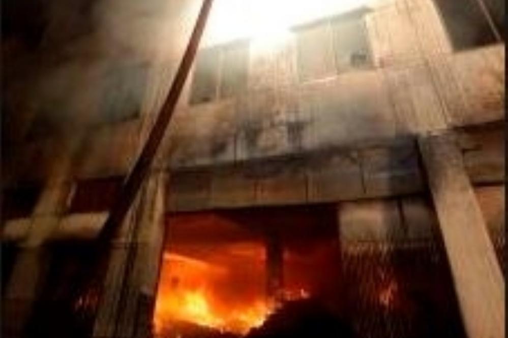 29 personas murieron y 26 resultaron heridas, tras incendio en un sauna en Corea del Sur
