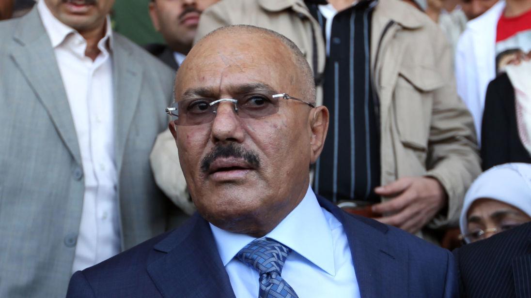 Los hutíes habían emprendido una cacería contra Ali AbdullahSaleh, siguiendo sus pasos para lograr capturarlo con vida