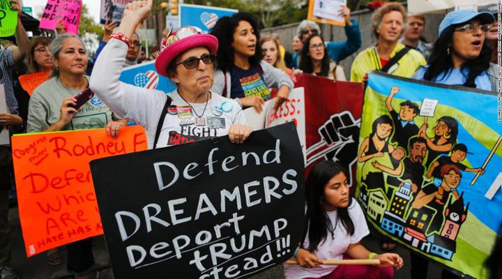 Tras decisión de DACA, Trump arremete contra sistema judicial de EEUU