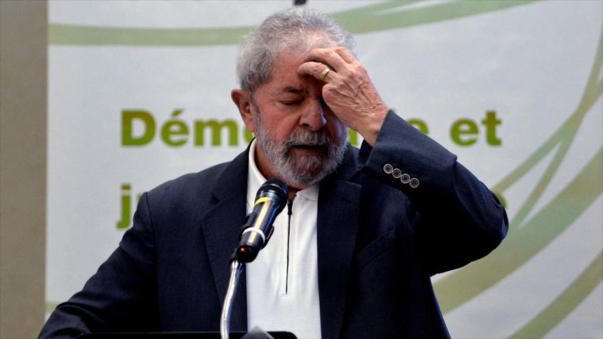 Tribunal ratificó condena contra Lula da Silva por corrupción
