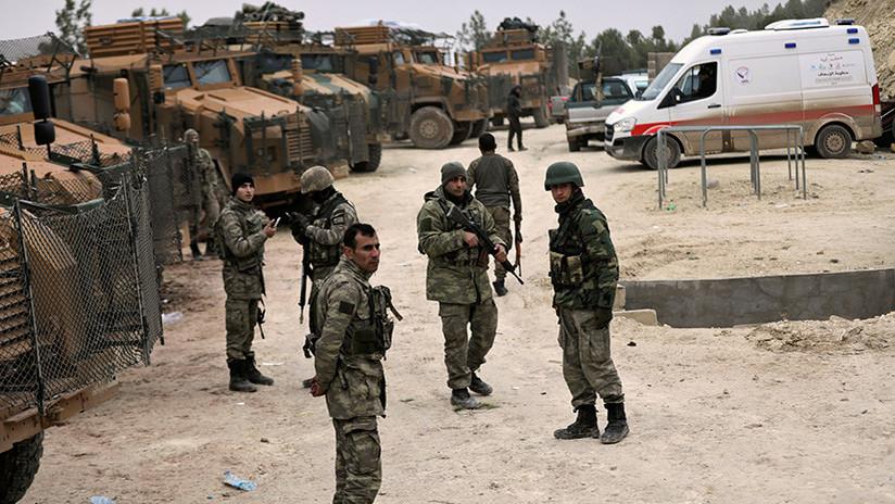 Civiles de Afrín, preocupados por ataques por parte del ejército turco