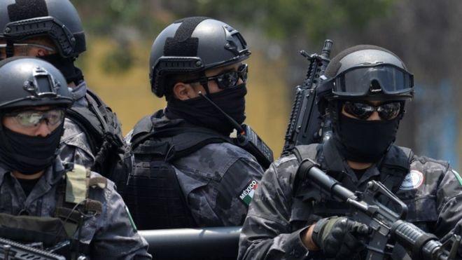 Varios de los hoy occisos  eran parte de una banda conocida como 'los tigrillos' o 'los tiliches', comandada por Marcos 'N' quien era el líder de la banda criminal.