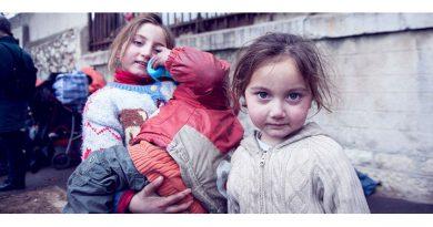 Al borde de la pobreza casi dos millones de niños alemanes