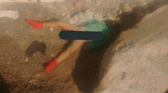 Padrastro mata a su hijastra de cuatro años de edad, porque esta lo despertó con su llanto