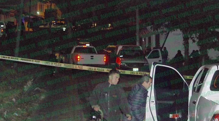 Nueve cadáveres desmembrados fueron abandonados en Xalapa