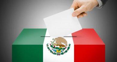 Para el 1ero de julio, los mexicanos irán a elecciones por presidente, senadores, diputados y alcaldes