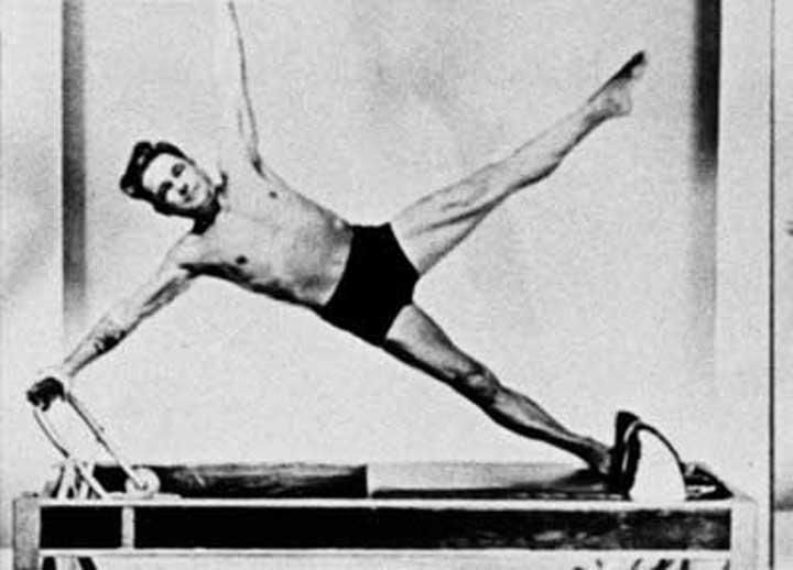 Joseph Pilates, el creador del ejercicio fitness