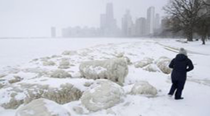 Se estima que desde hoy  jueves hasta el fin de semana  la nevada irá ascendiendo por el noreste y se prevé  un abrupto desplome de la presión atmosférica la convierta en una bomba ciclónica
