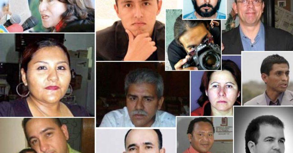 Durante el 2017, trece periodistas fueron asesinados en México