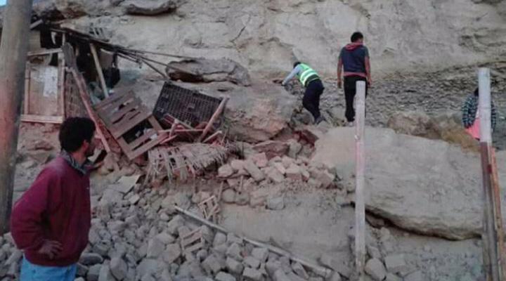 La emergencia continúa en Arequipa tras el sismo