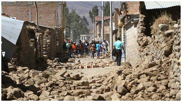 Los afectados, todos de recursos limitados, continúan a la espera de la ayuda gubernamental. Sus casas, en su mayoría el mayor bien de los afectados