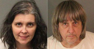 Matrimonio Turpin podrían afrontar hasta 94 años en prisión
