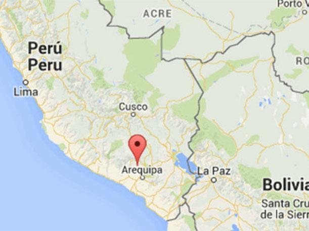 La persona fallecida se encontraba en el Distrito del Yauca, provincia de Caravelí
