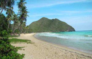 Paradisíacas playas venezolanas