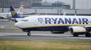 Ryanair huelga