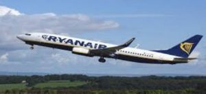 Ryanair huelga trabajadores