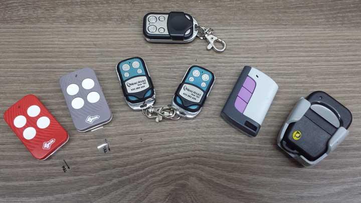 copia mandos parking