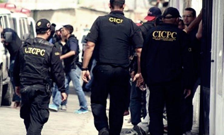 ¿Saben quién atracó a los tres funcionarios del CICPC?