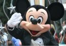 Disney se viste de traje, para celebrar con el ratón más longevo de la historia del mundo