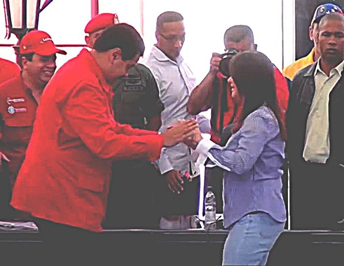 Venezuela en suceso dentro y fuera de sus fronteras