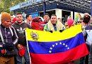 Venezolanos bajo visión mundial