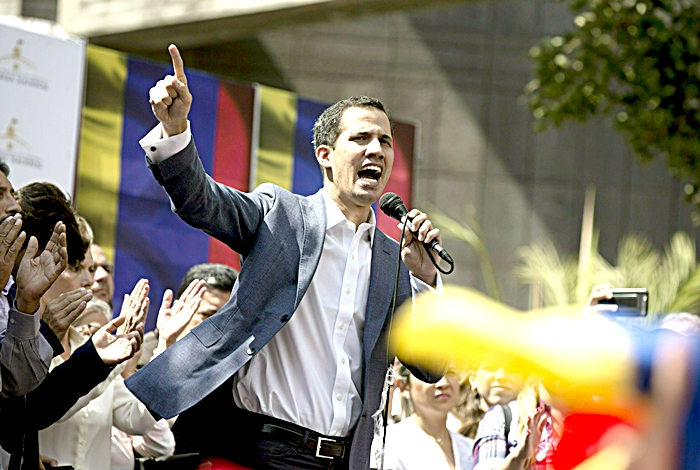 Venezuela bajo la visión del mundo