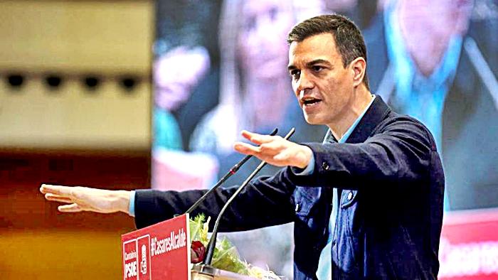 Sin duda Pedro Sánchez considera que llegarán a un acuerdo