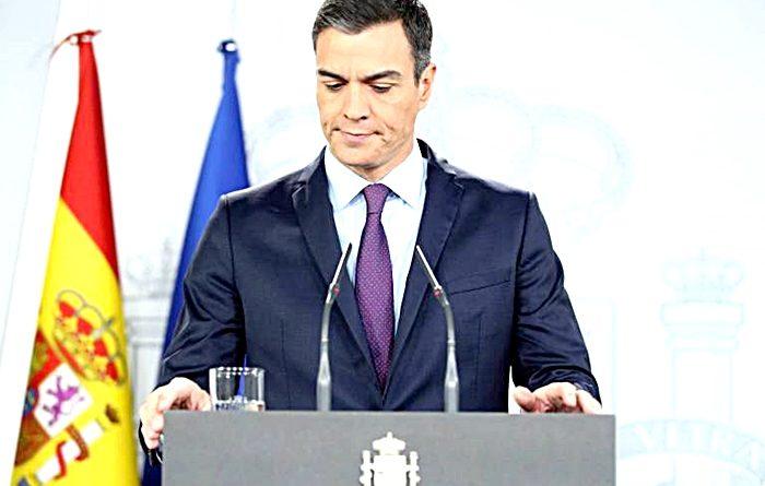 Pedro Sánchez apuntó el vencimiento del plazo para Venezuela