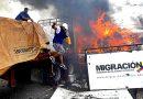 Fuego en las fronteras venezolanas