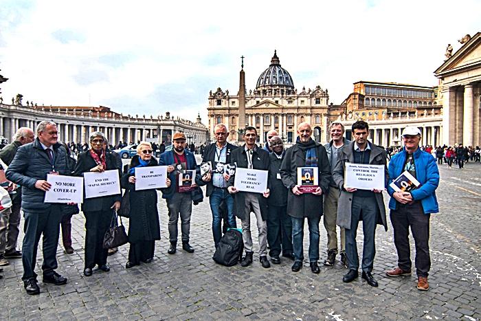 El Vaticano está obligado a dar una respuesta sincera y acorde al requerimiento de las organizaciones y víctimas