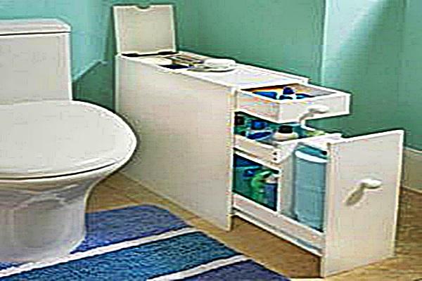 Muebles para organizar todo con comodidad