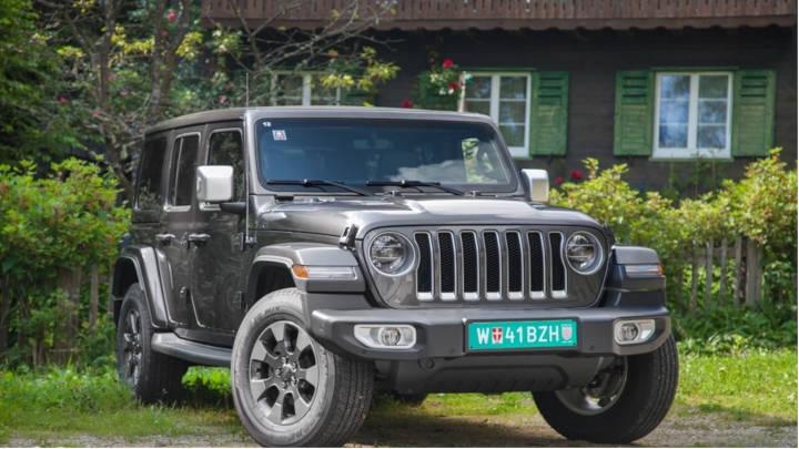 Jeep Wrangler 2019, un Crossover por excelencia.