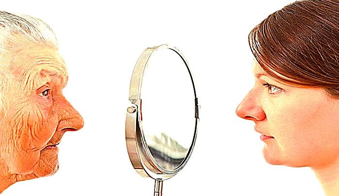 Se experimentan muchos cambios físicos, más no es la absoluta vejez