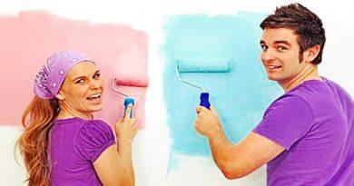 Pintar nuestra casa nos llena de energía