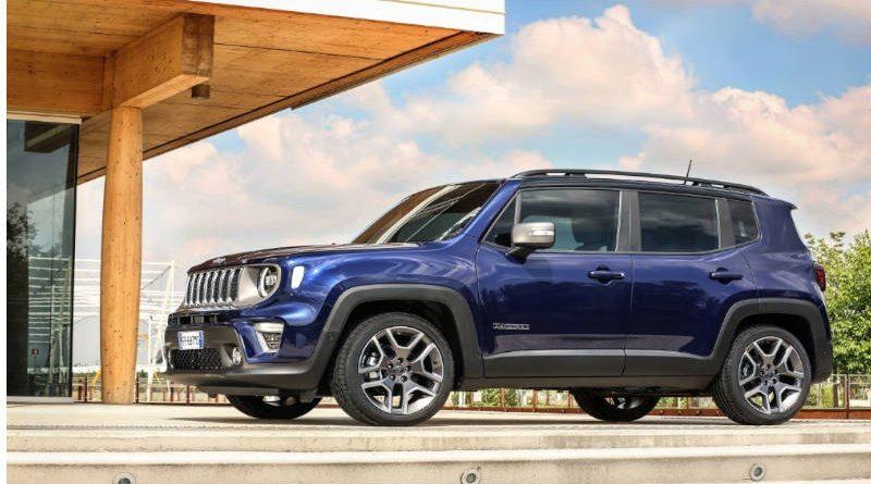 Características del Jeep Renegade 2019